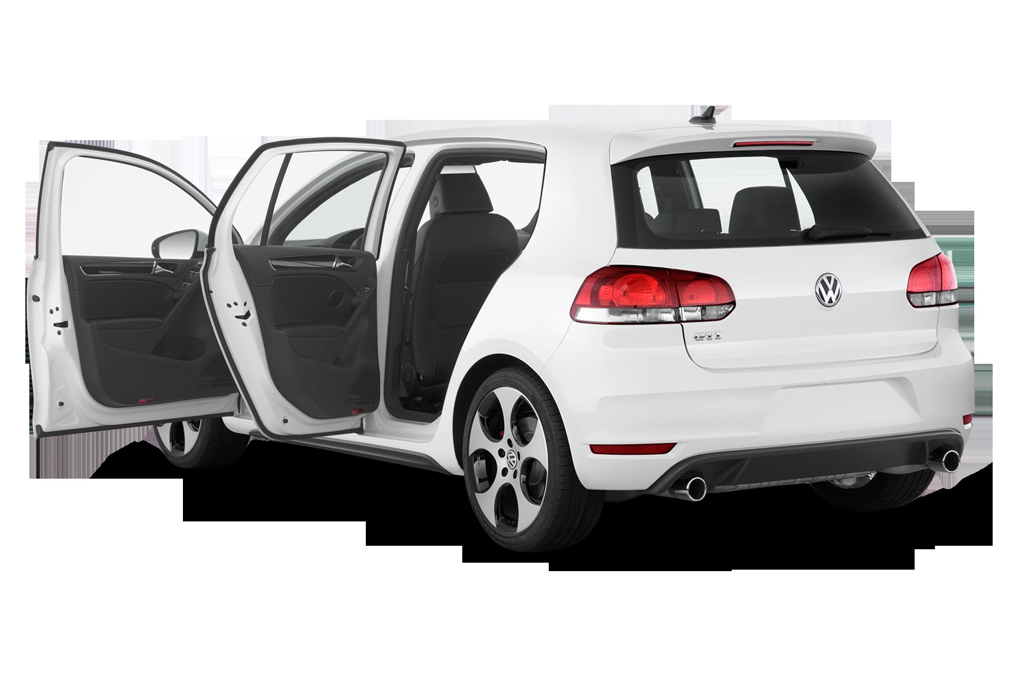 2012 Volkswagen Golf R Two Door Editors Notebook Automobile 2010 27 50