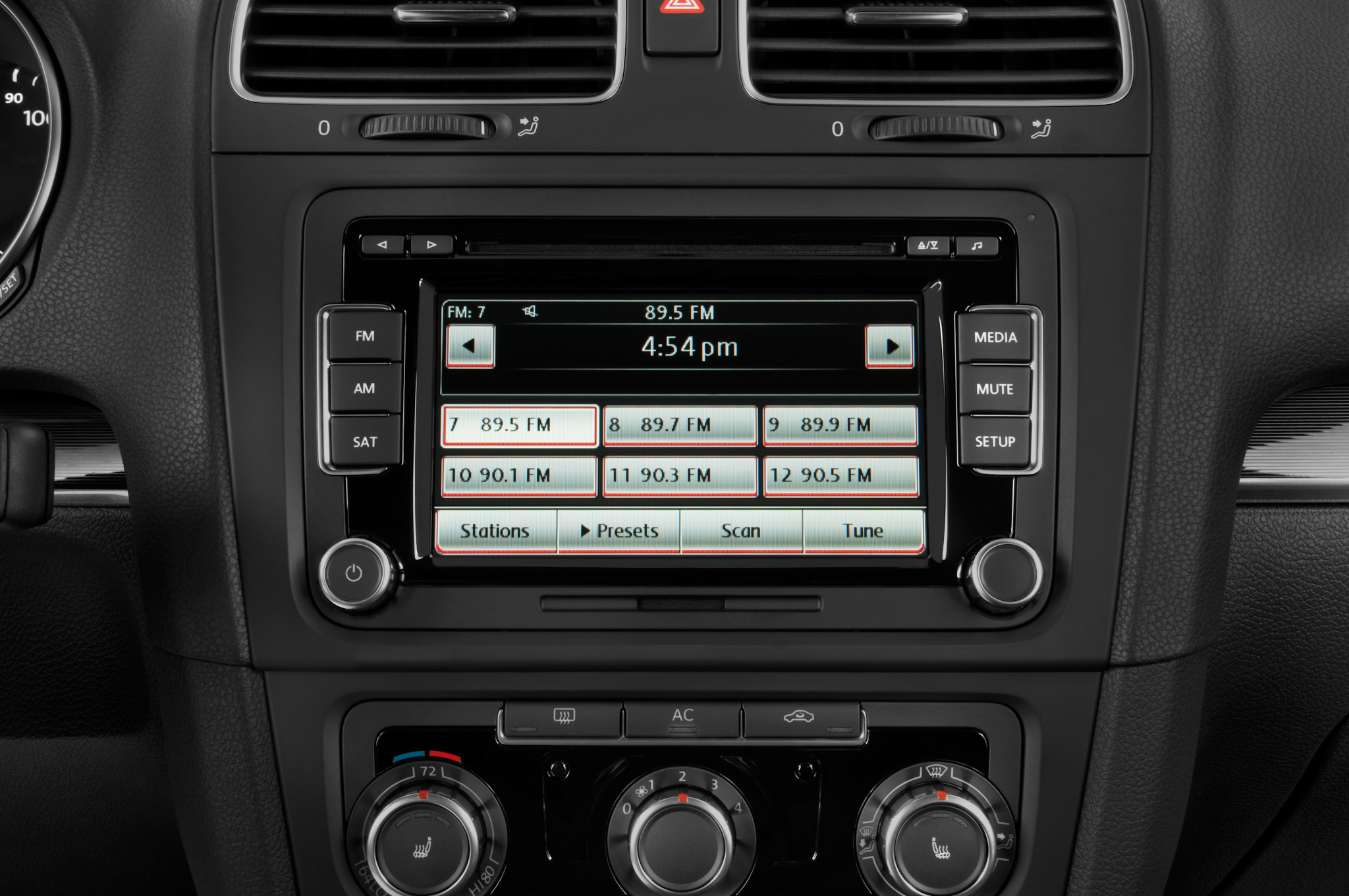Chicago 2013 Volkswagen Unveils Limited Edition Gti Models 2014 Ford Focus Stereo Upgrade 40 56