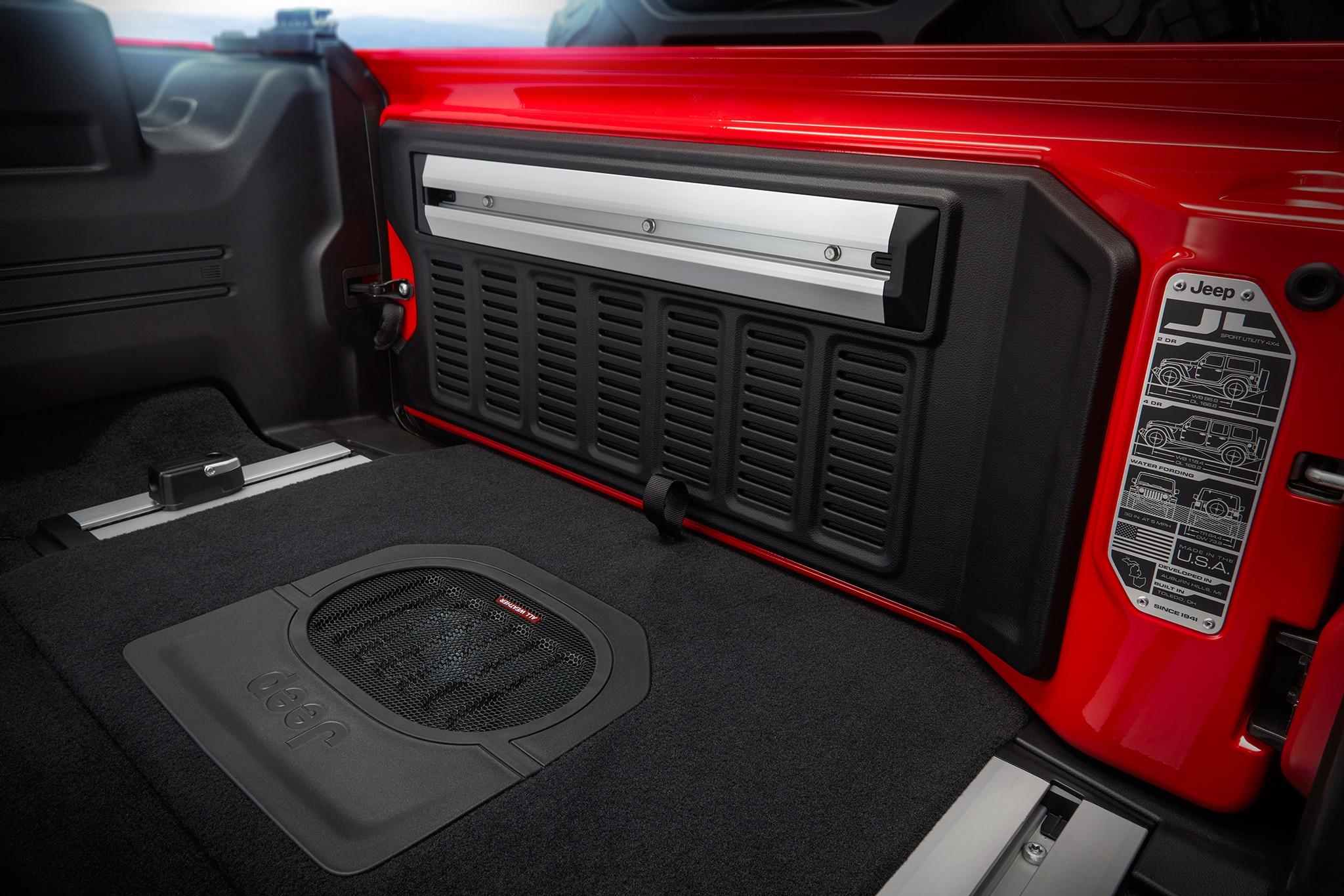 Mopar Introduces 2018 Jeep Wrangler Parts At Sema