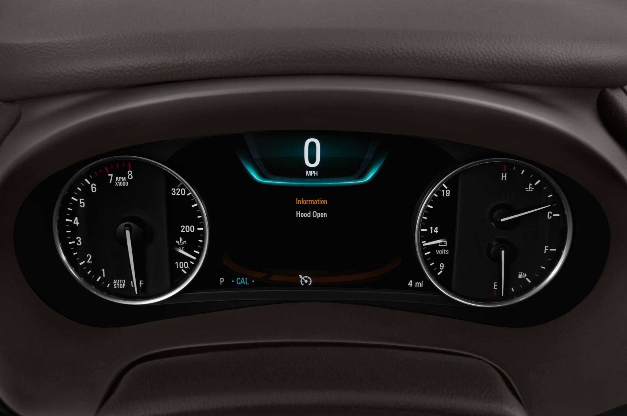 2018 Buick LaCrosse Avenir Gets Upscale Design   Automobile Magazine