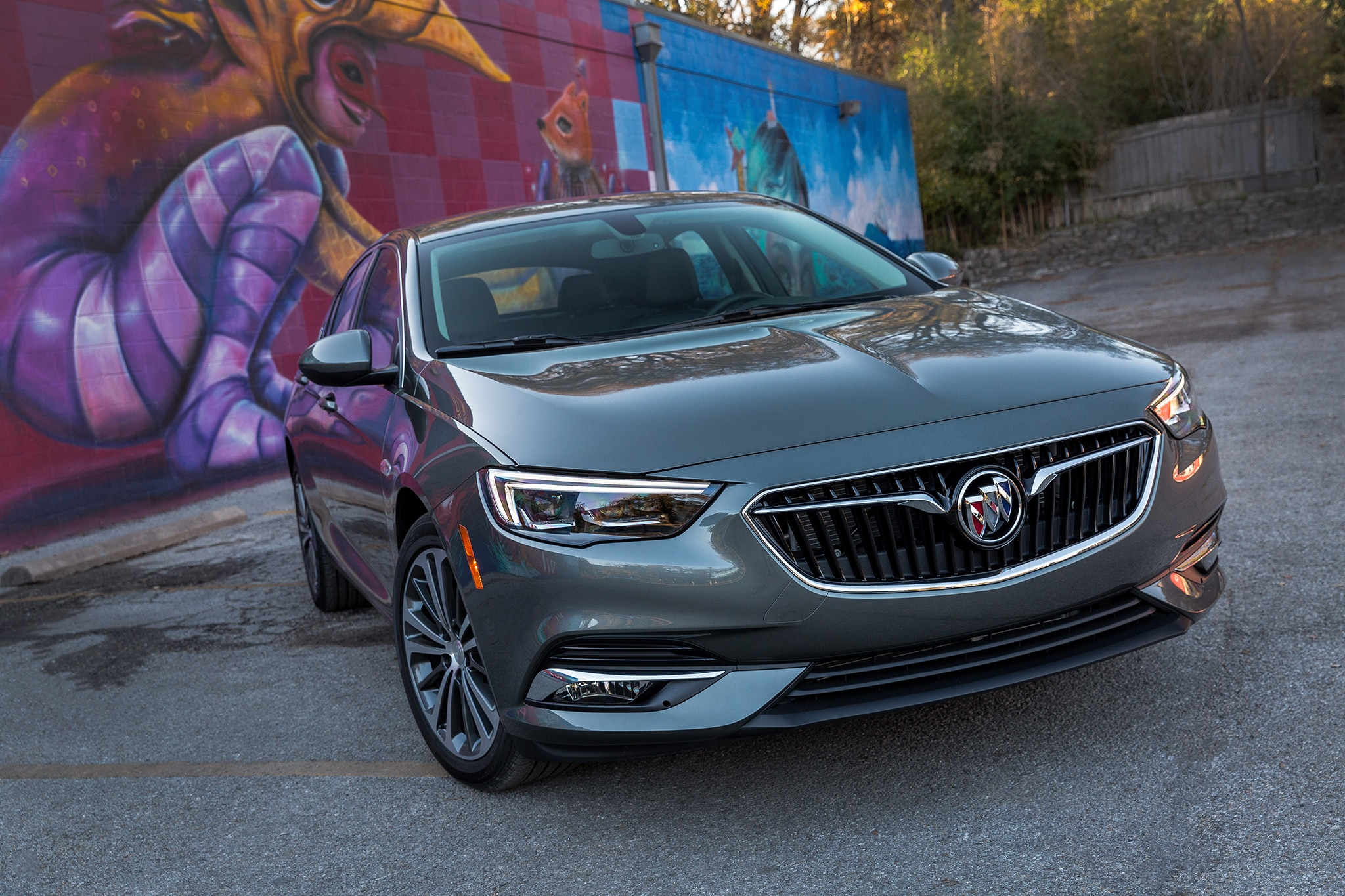 Eight Cool Things You Need to Know About the 2018 Buick ...