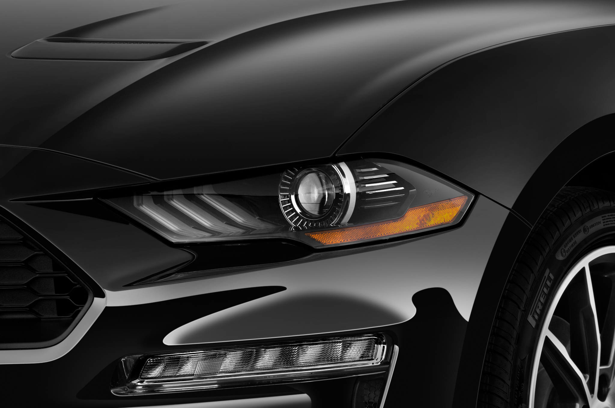Possible Ford Mustang GT500 Engine Drawings Leak | Automobile Magazine