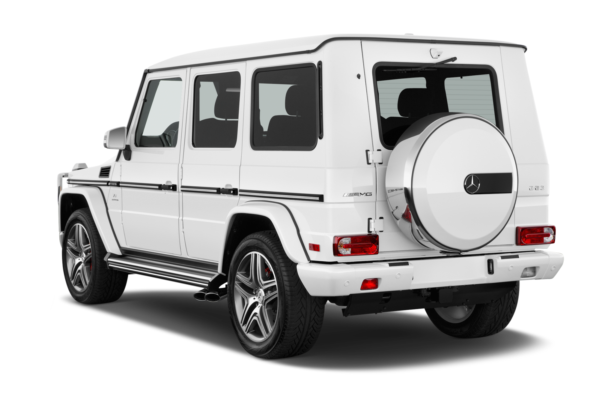 Inkas Armored Limousine Based on 2018 Mercedes AMG G 63 Starts at