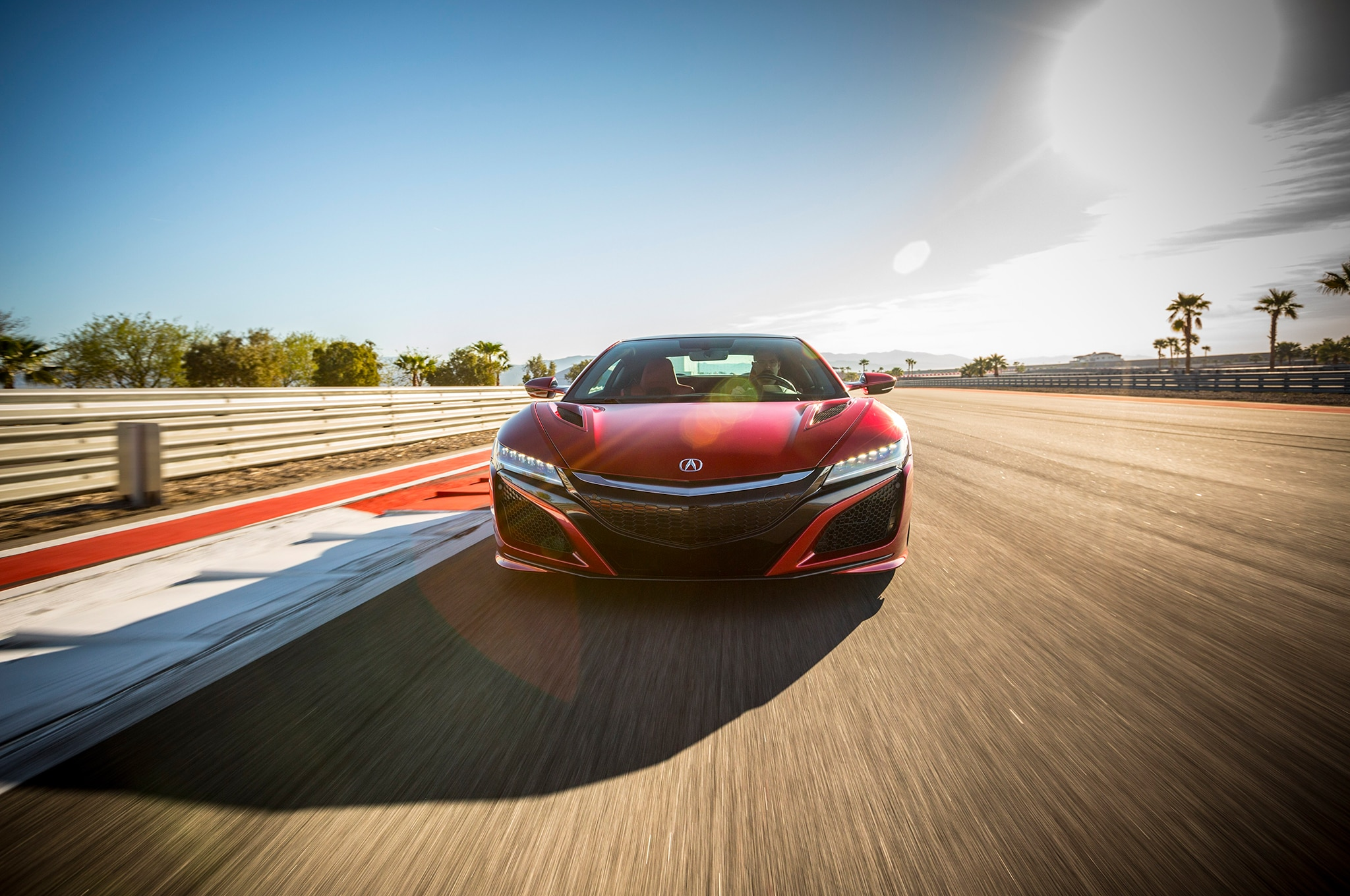 Acura Nsx Dream Project Rolling Into Sema With 610
