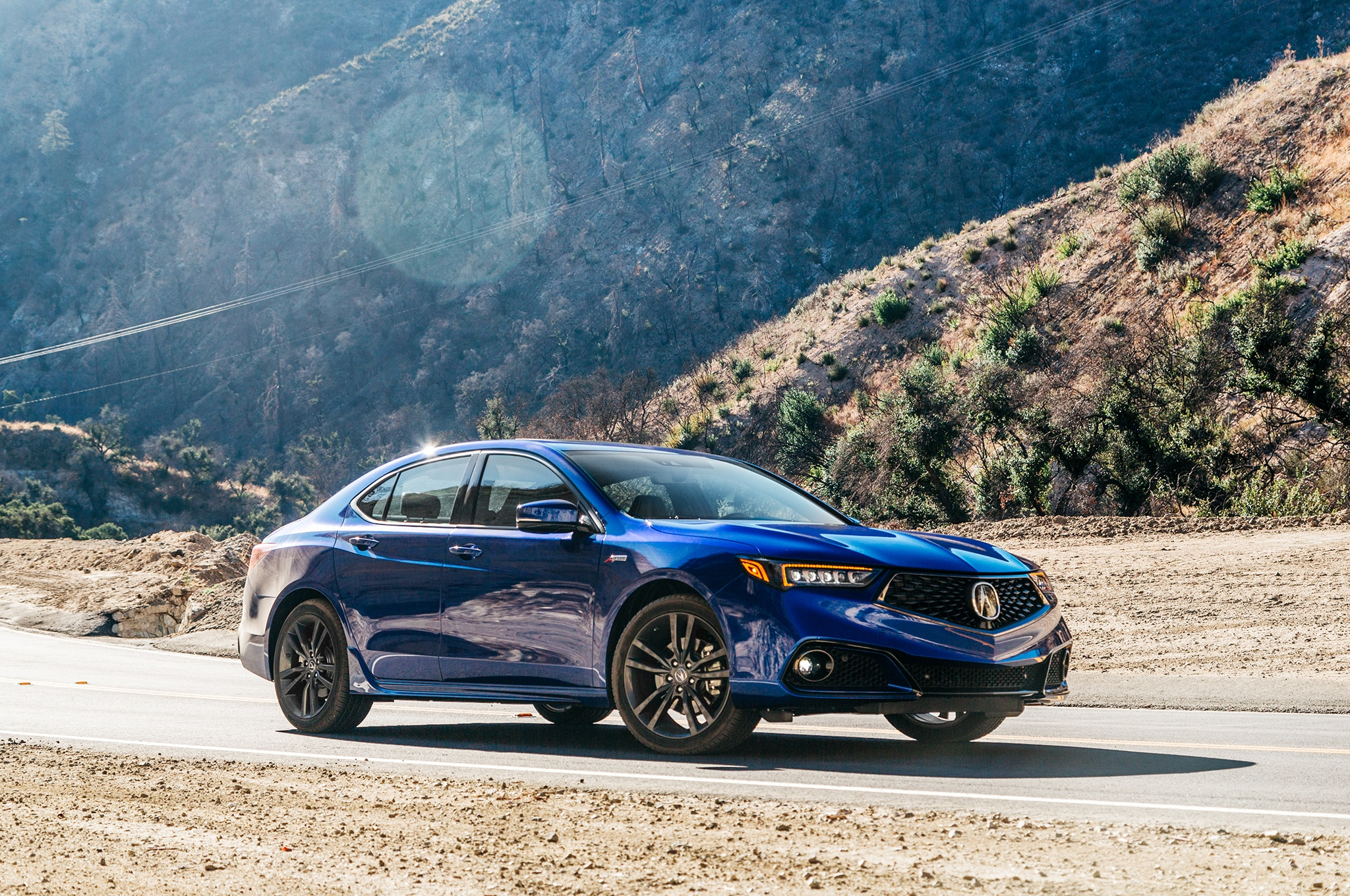 2018 Acura TLX SH-AWD A-Spec First Drive Review | Automobile