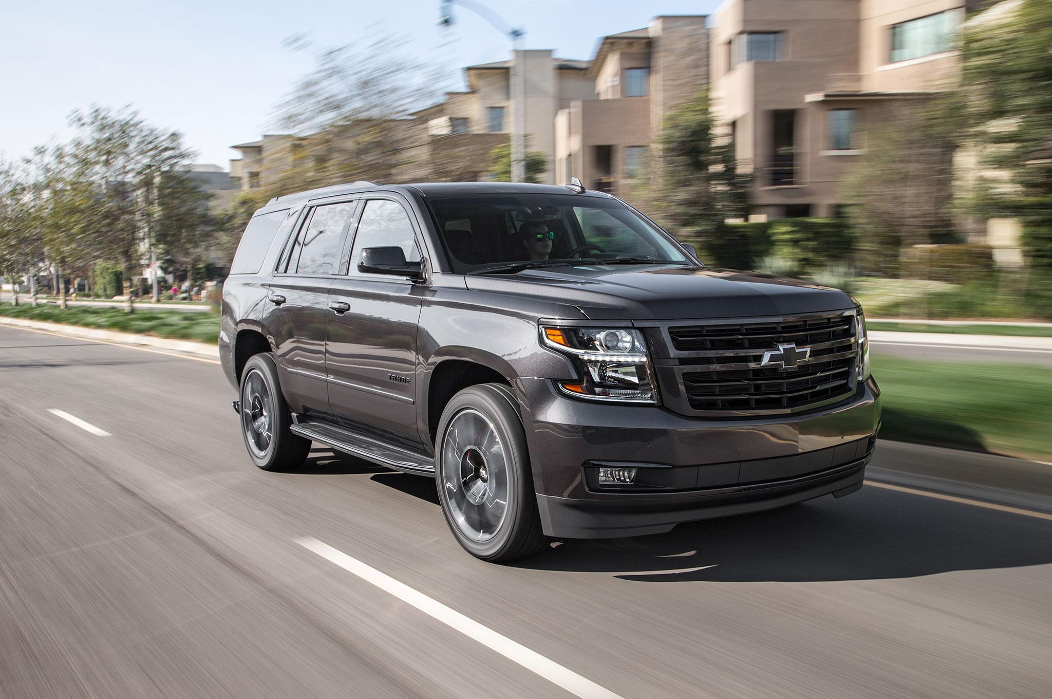 Custom Chevy Tahoe >> 2018 Chevrolet Tahoe Custom Edition Starts at $44,995