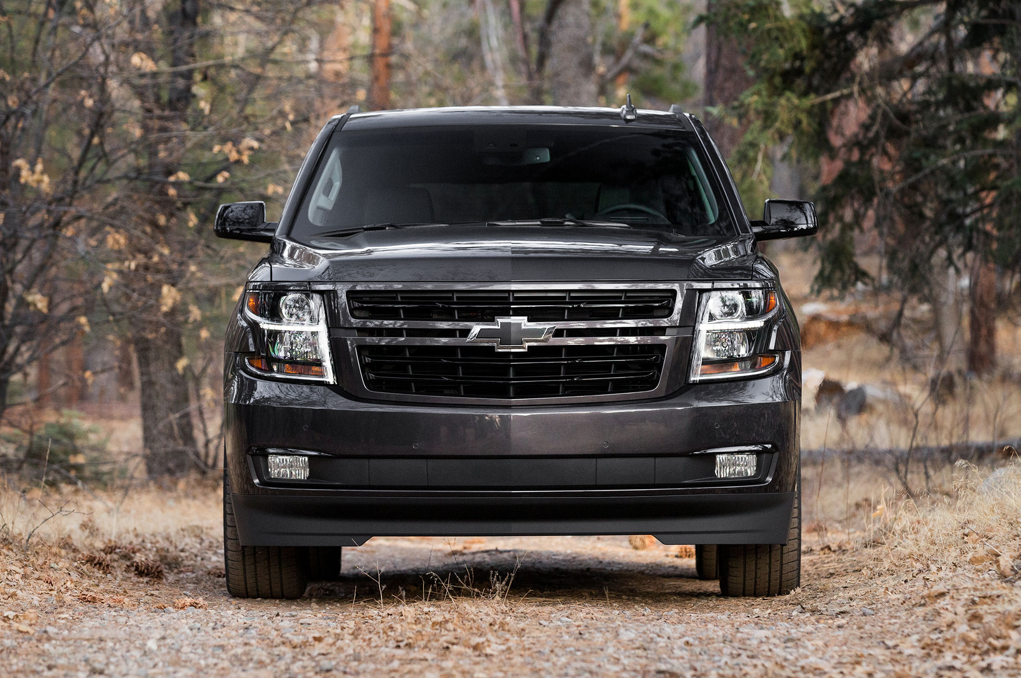 2018 Chevy Suburban: New Appearance And Performance Package >> 2018 Chevrolet Tahoe Rst Is Ready To Pound Pavement