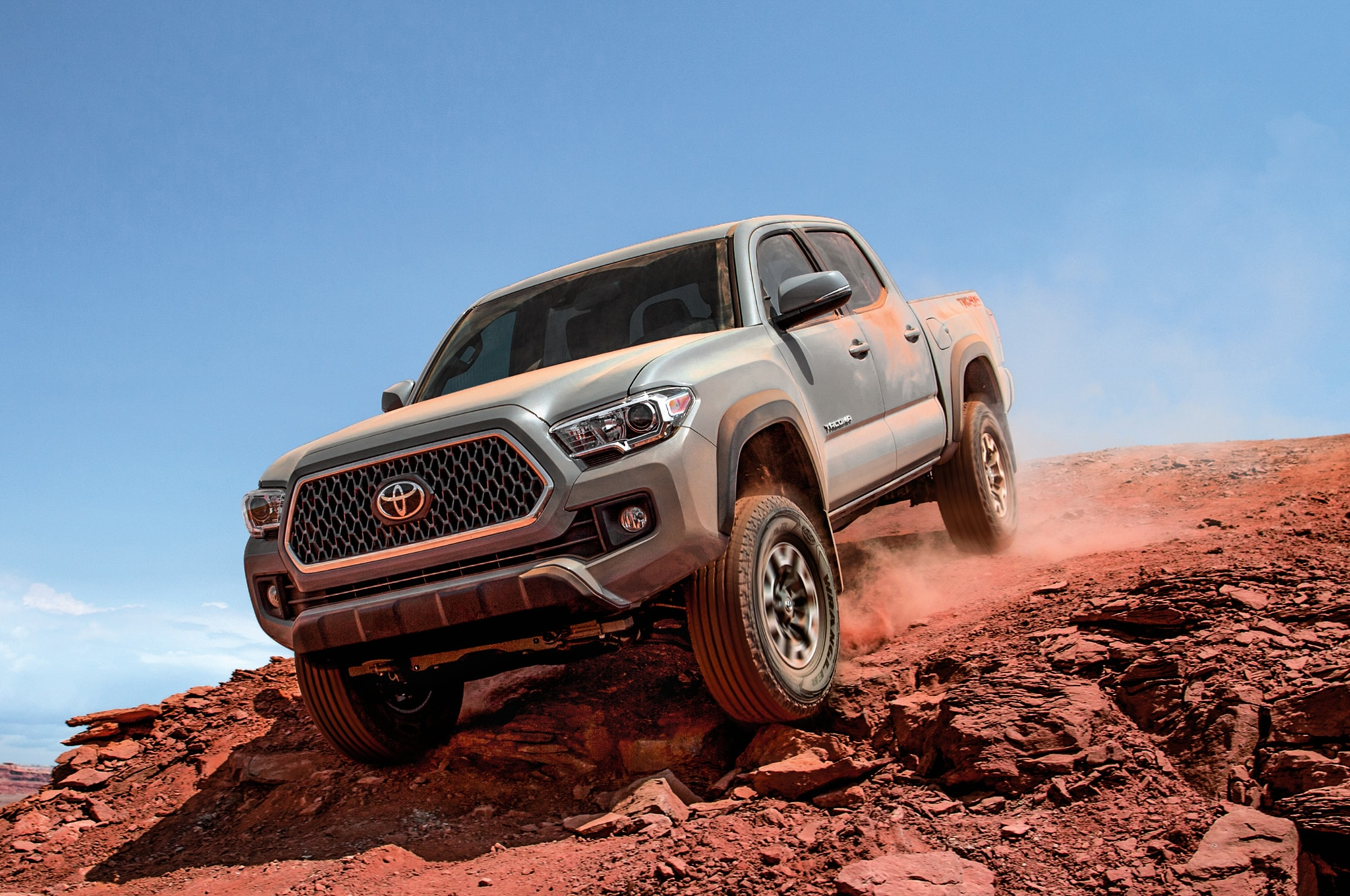tacoma toyota trd sport taco near tour springs colorado models exterior siriusxm offer standard motortrend including exclusive front st castle