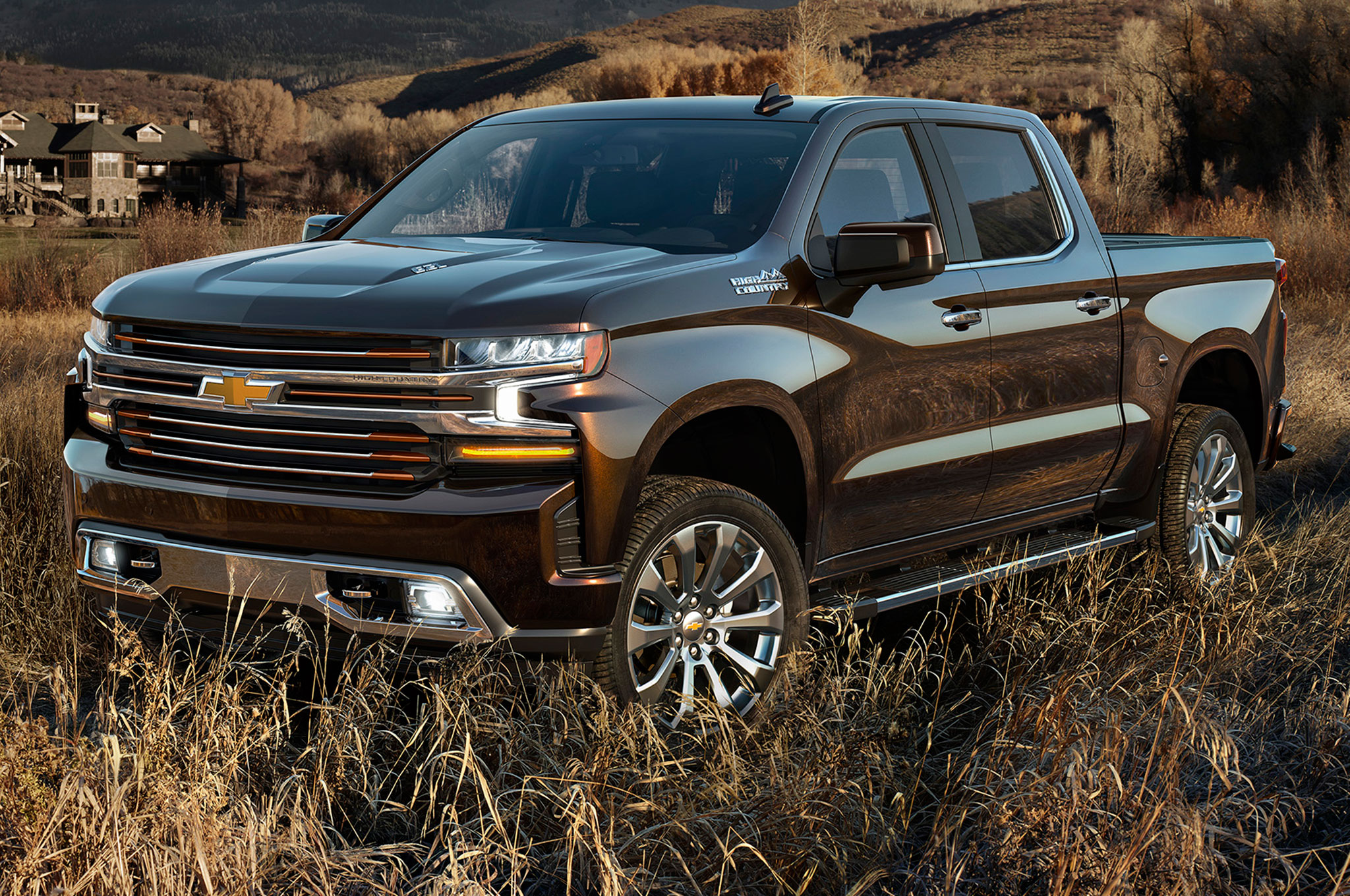 GM Is Planning an Electric Chevrolet Silverado After All