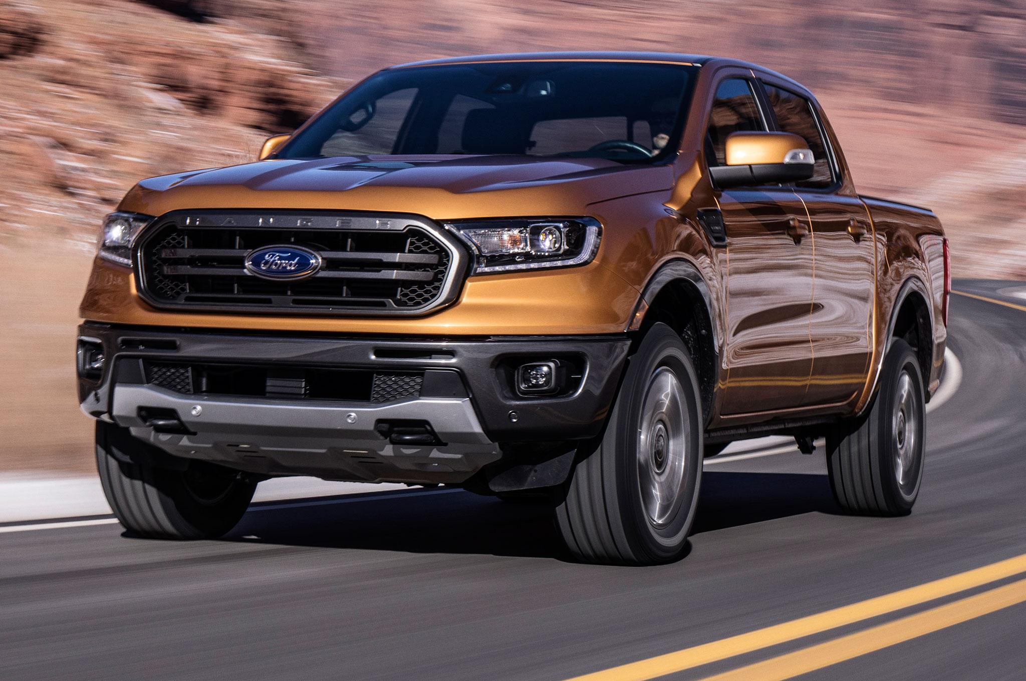 aussie ford ranger raptor   high output diesel engine  debut   automobile magazine