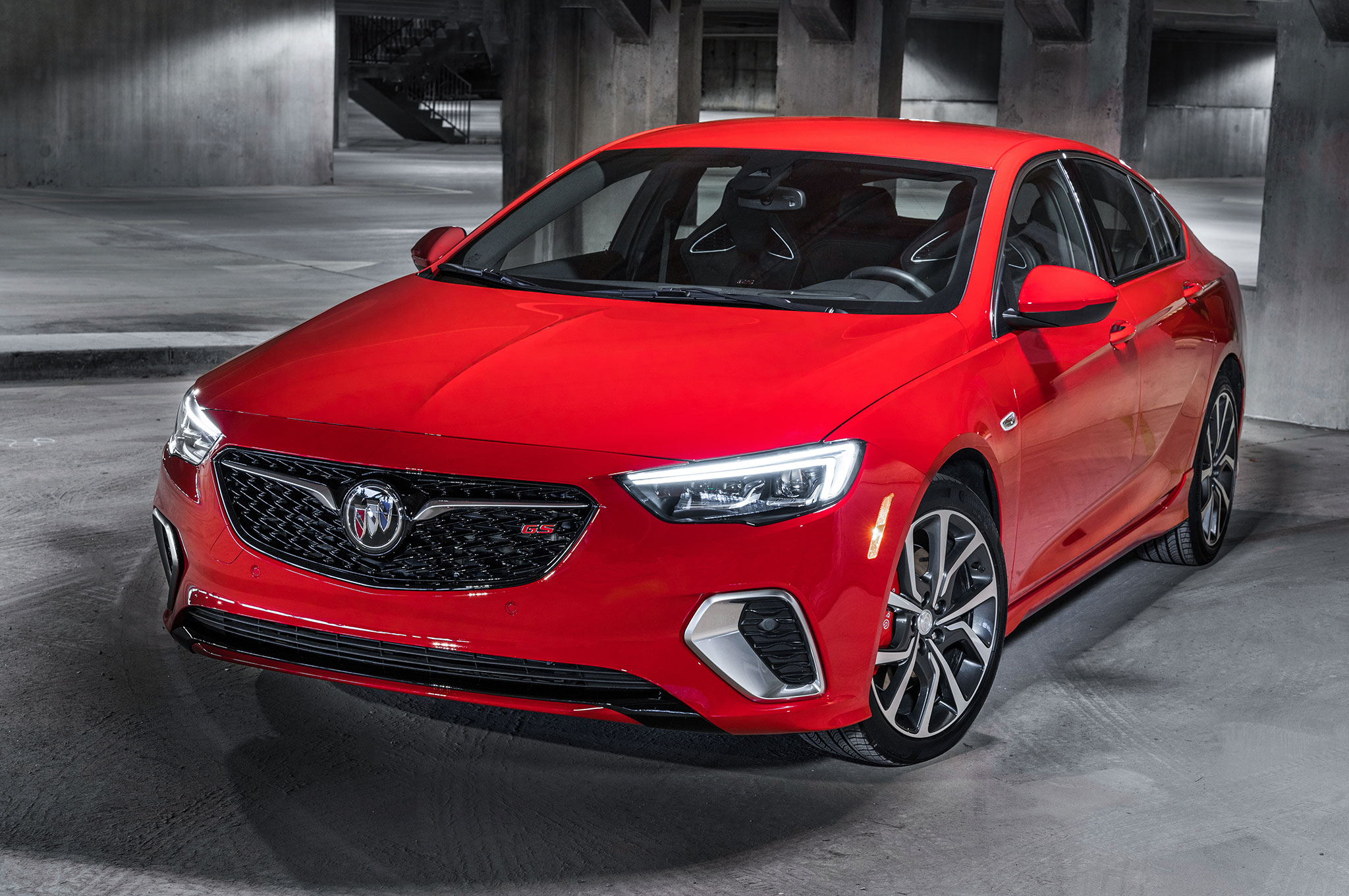 2018 Buick Regal Gs And Tourx Quick Drive Automobile Magazine
