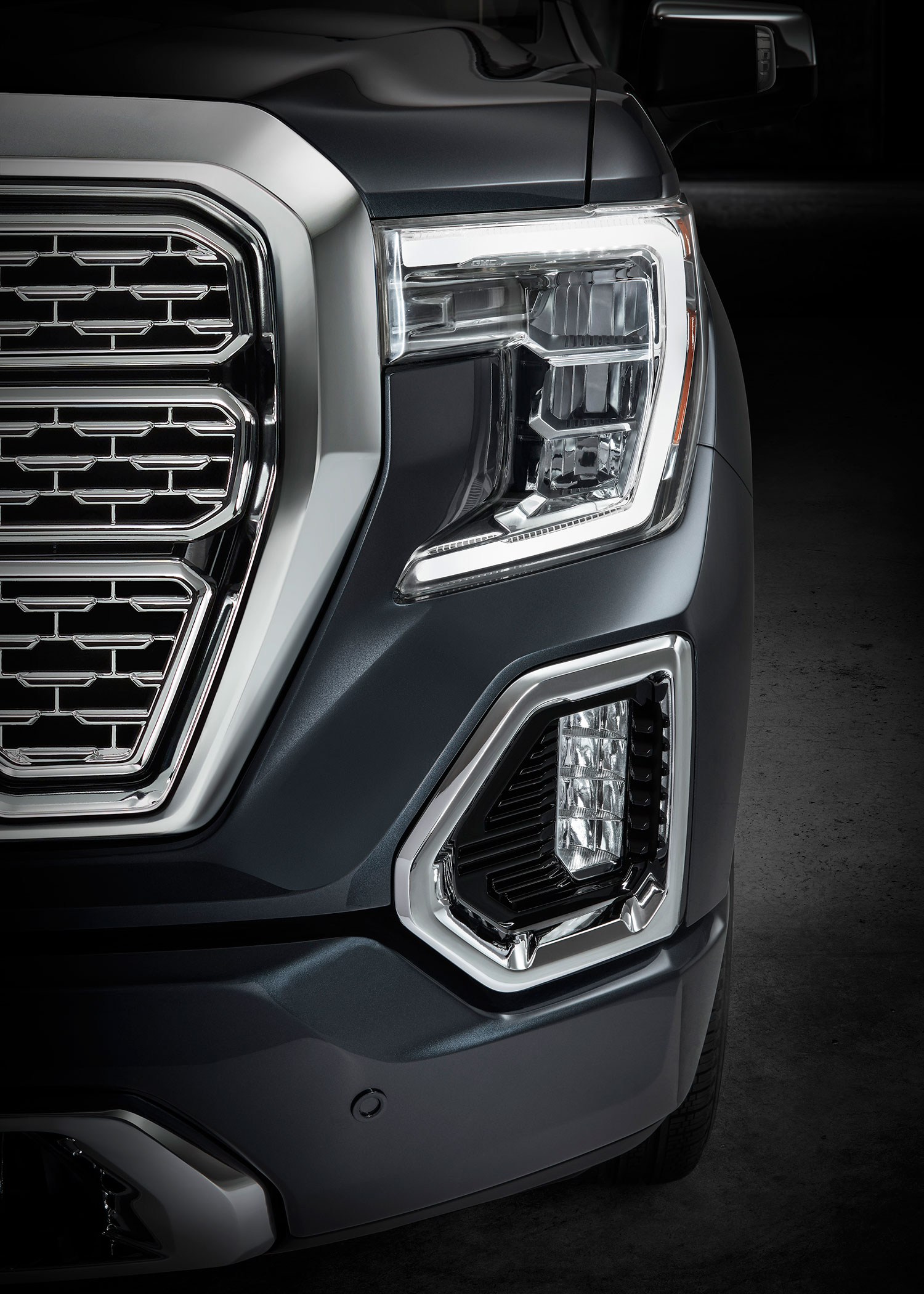 2019 GMC Sierra Elevation Packs Standard Turbo-Four Engine ...