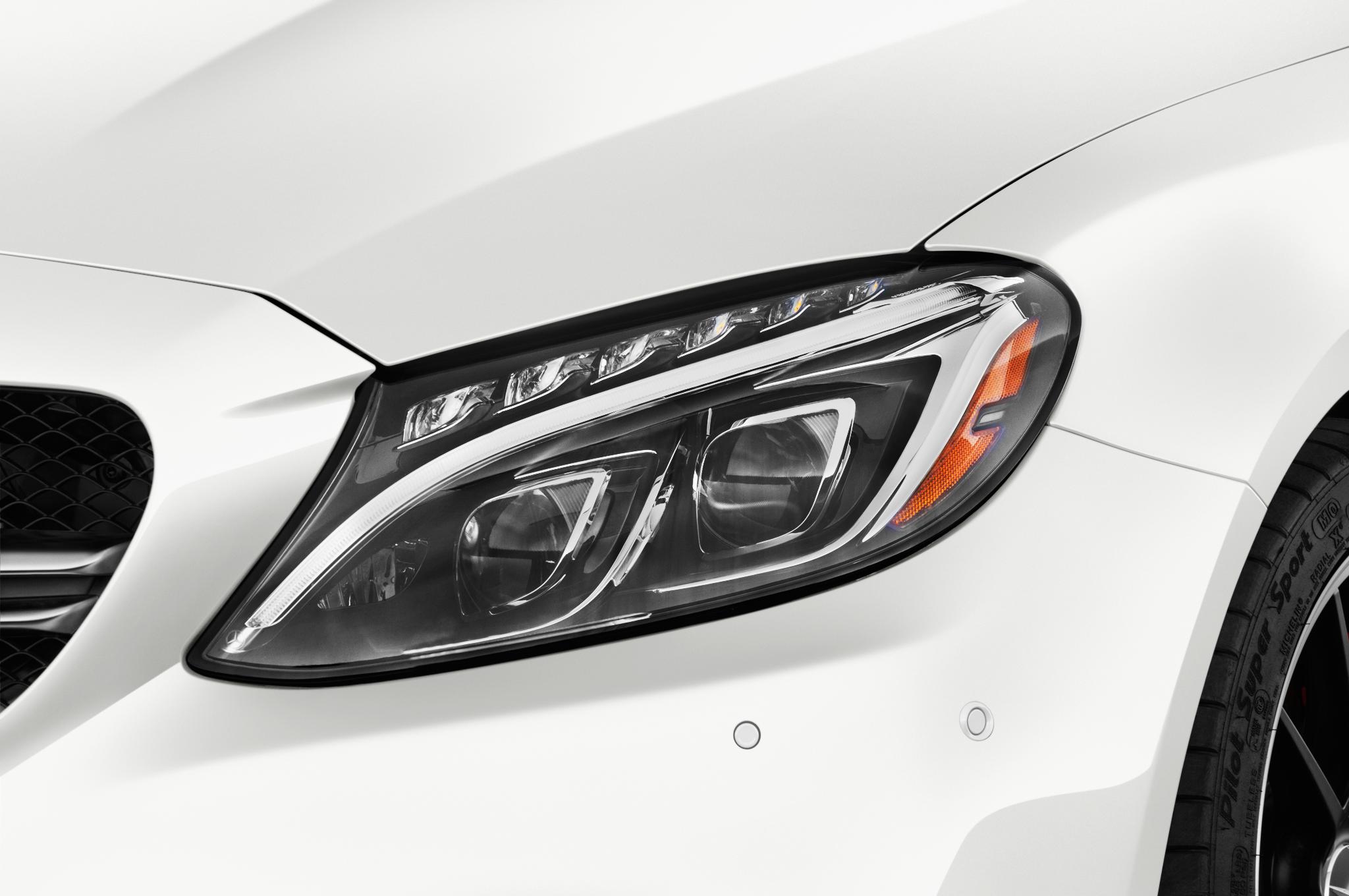 2018 Mercedes-Benz C-Class Spied with Tweaks | Automobile