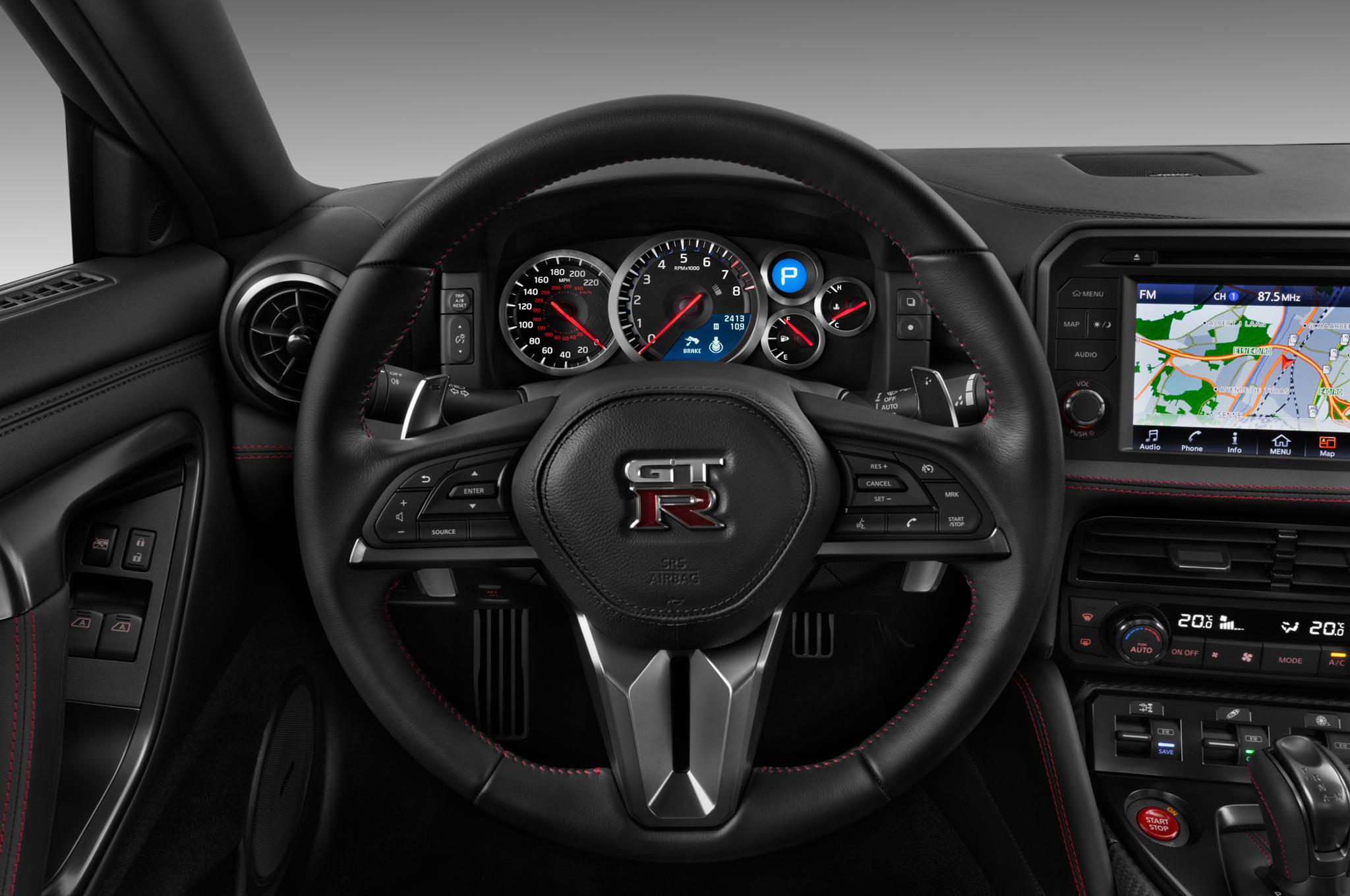 2018 Nissan Gt R Quick Take Review Automobile Magazine