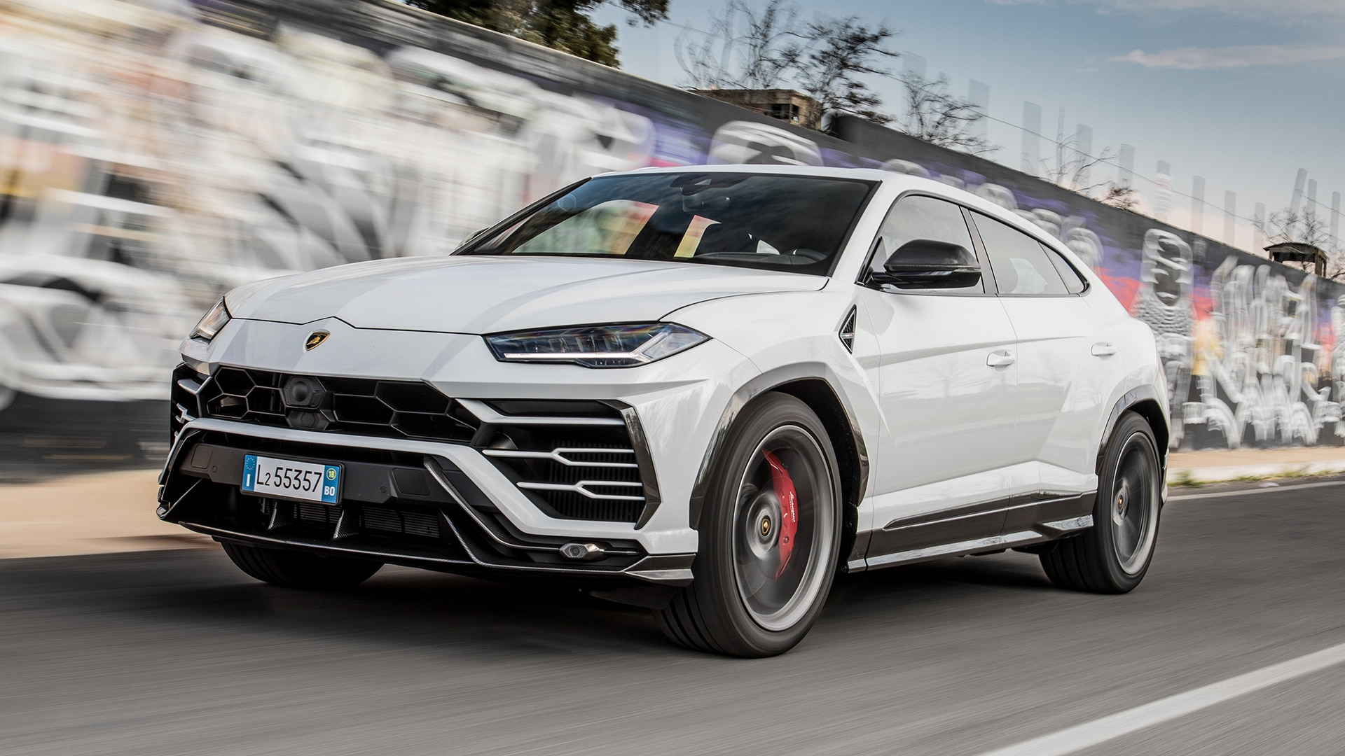 Lambo S U S Ceo On The Urus Suv As A Real Lamborghini
