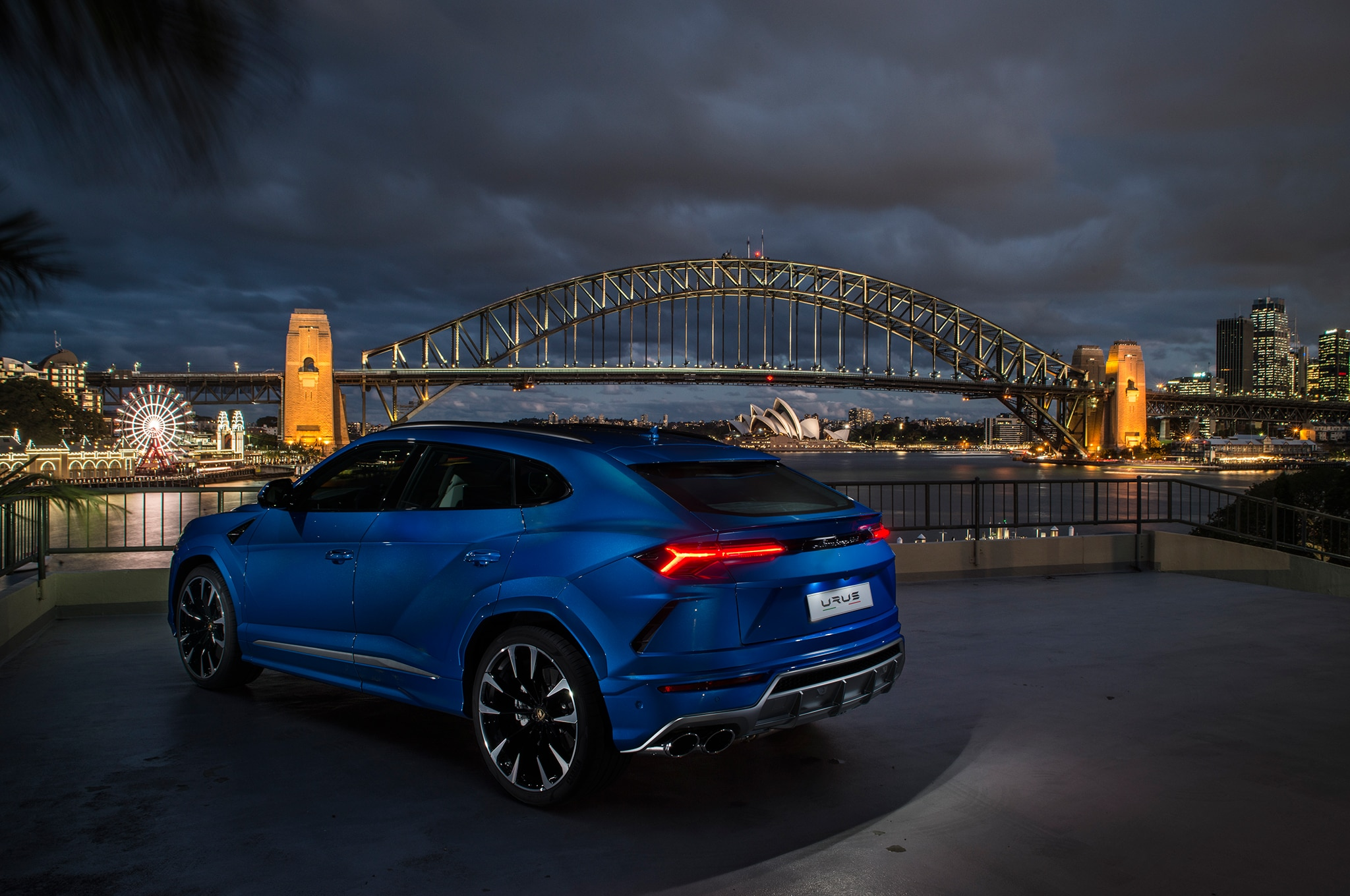 Lamborghini Urus In Sydney on lamborghini miura roadster
