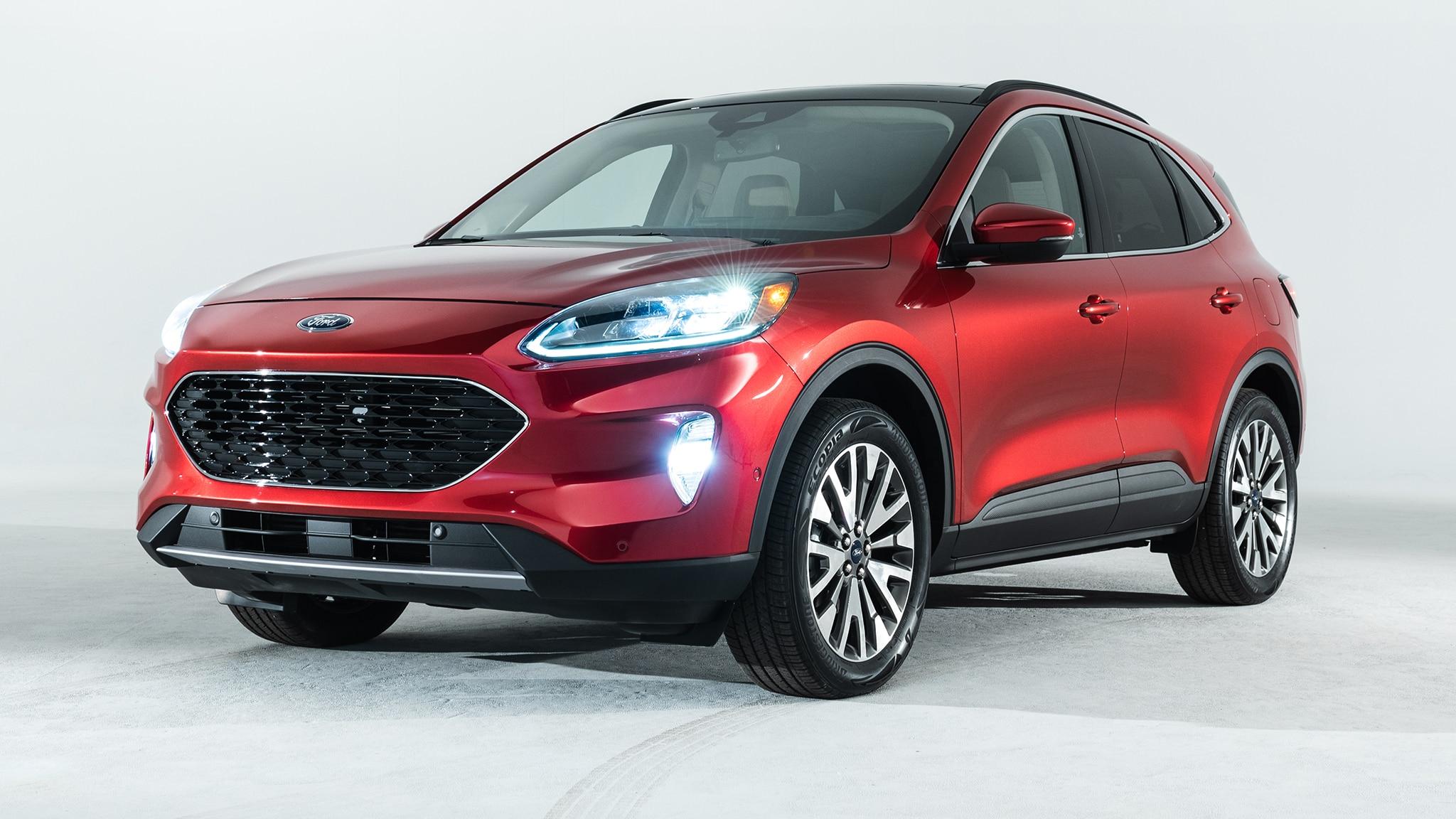 2020 Ford Escape: What We Know   Automobile Magazine