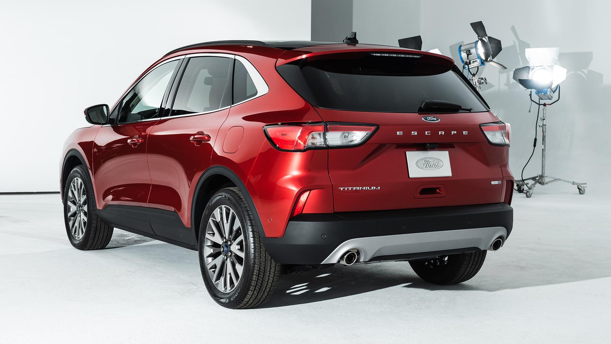 2020 Ford Escape: What We Know | Automobile Magazine