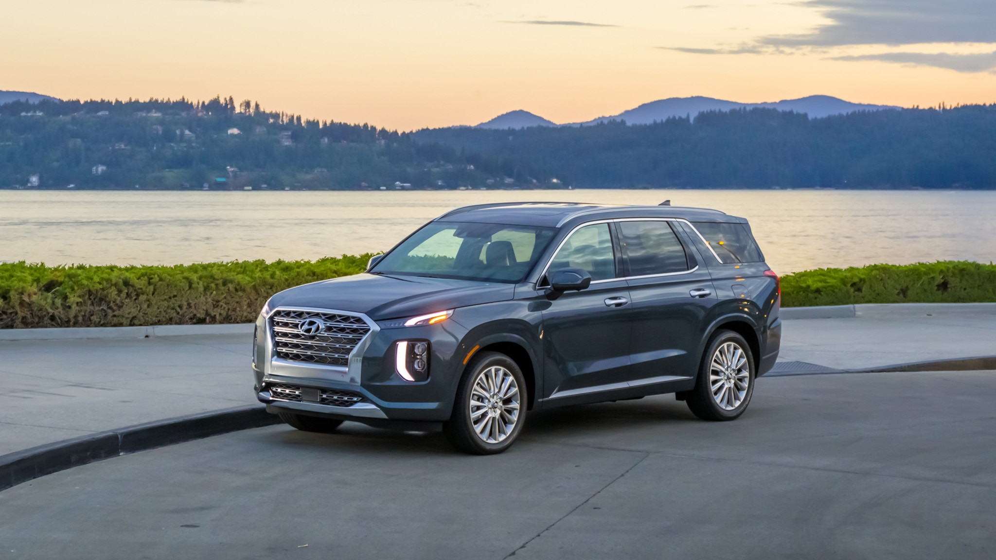 2020 Hyundai Palisade First Drive Review: A Strong Showing ...