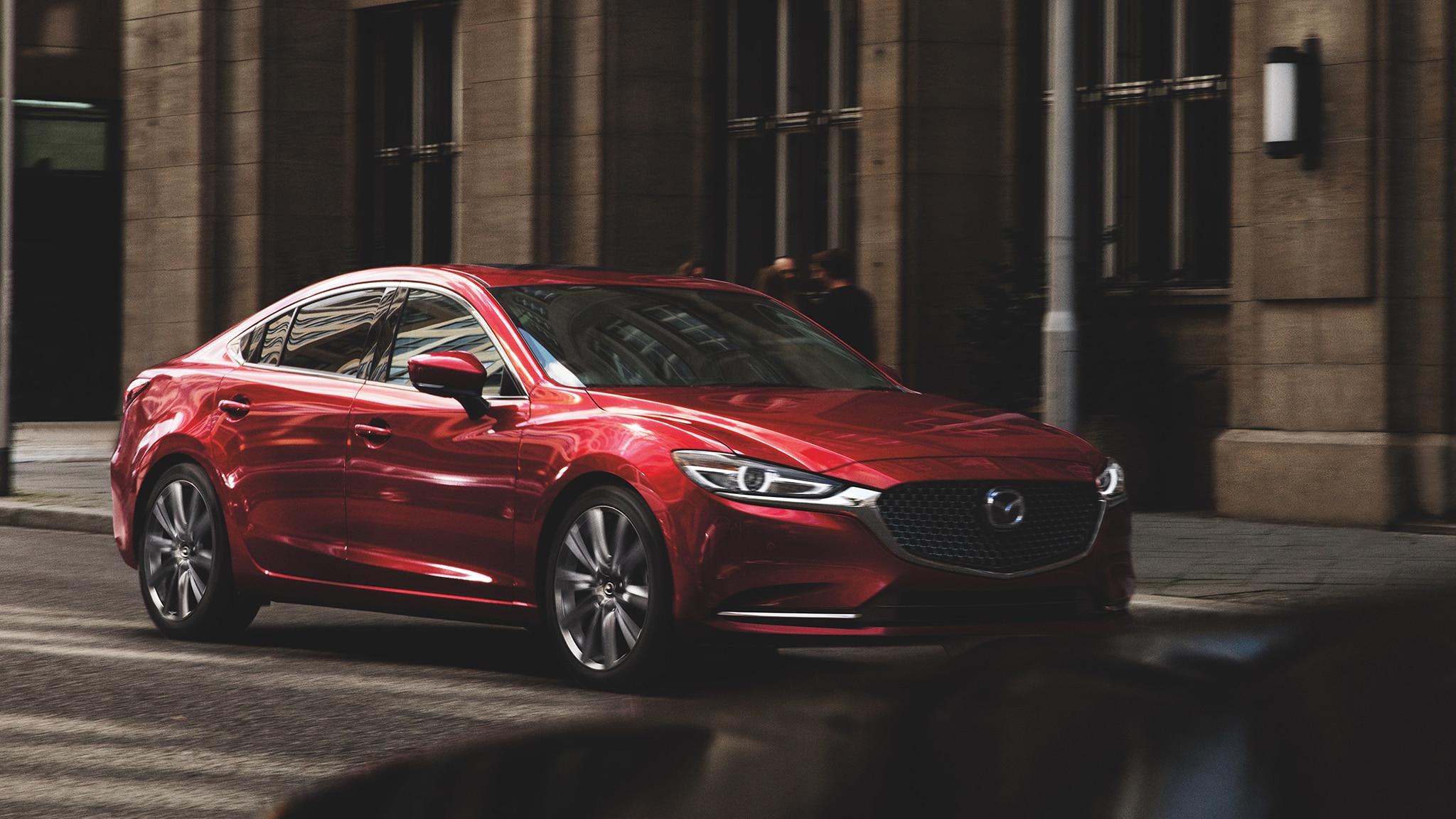 2019 Mazda 6 Turbo Signature Power And Premiumness