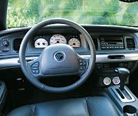 2003 2004 Mercury Marauder Review Road Test Automobile Magazine