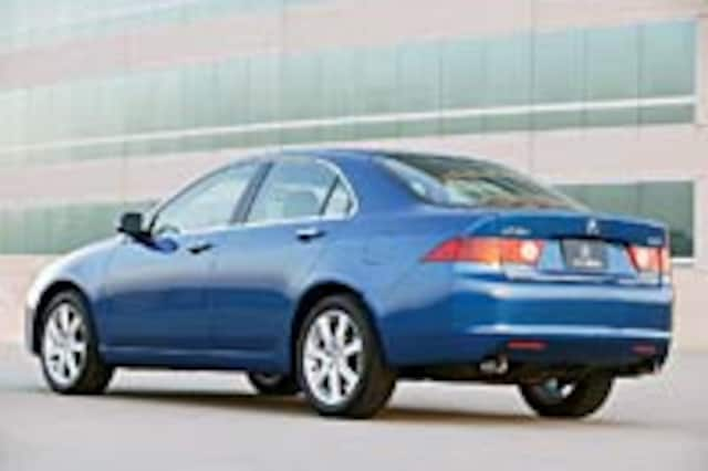 Acura TSX - Review & Road Test - Automobile Magazine on