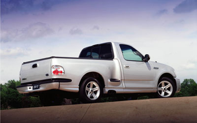 1999-2003 Ford SVT F-150 Lightning - Used Car Review