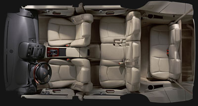 The Srx S Interior While Feature Laden And Driver Friendly 151the Central Stack Positioning Its Optional Touch Screen Navigation Audio Controls Are