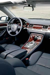 Audi A8l 60 Volkswagen Phaeton W12 Road Test Review