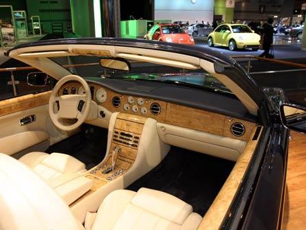 Bentley Arnage Drophead Coup Concept Automobile Magazine