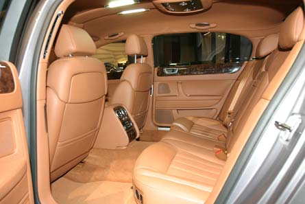 2006 bentley continental flying spur - automobile magazine