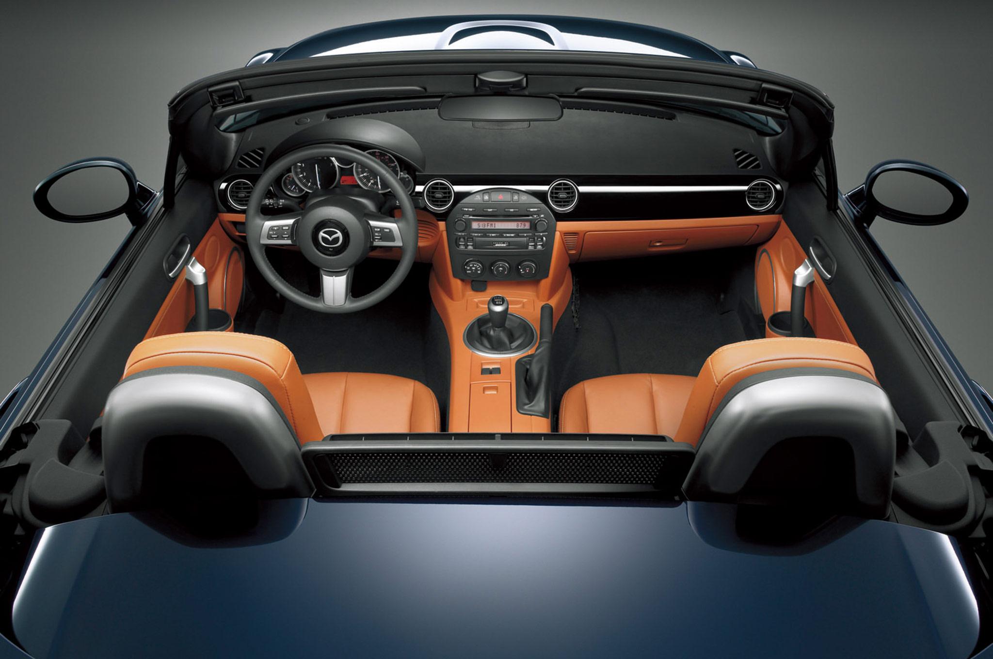 2006 mazda mx 5 miata technical introduction rh automobilemag com 2018 MX-5 Miata 2016 MX-5 Miata