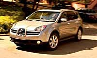 0507_Tribecapl_Subaru_B9_Tribeca 2006_Subaru_B9_Tribeca Driver_Side_Front_View