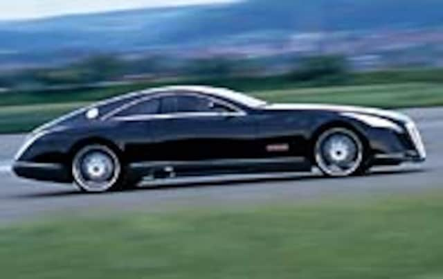 Maybach Exelero - Road Test & Review - Automobile Magazine