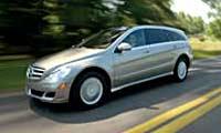 2006 mercedes benz r500 review
