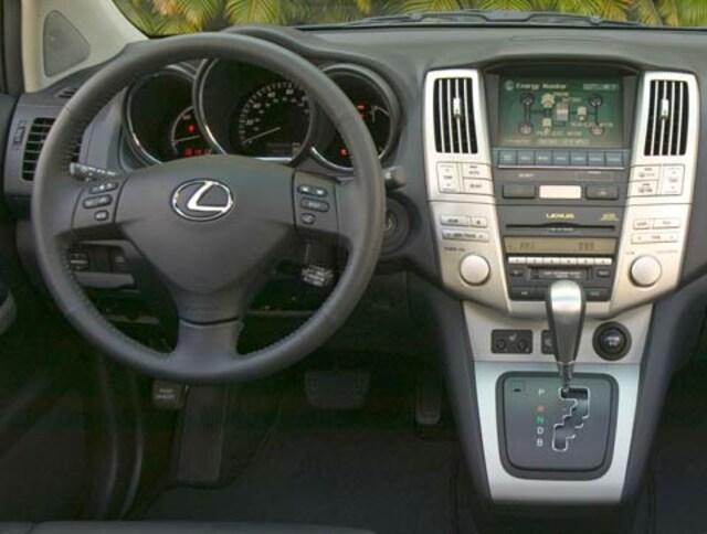 2006 Lexus RX 330/400h - Review - IntelliChoice