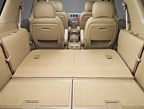 Seating Is For Seven Occupants Some Competing Minivans Will Accommodate Eight The Narrowness Of Chis Felt In Lack Elbow And Hip Room