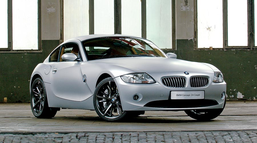 2006 BMW Z4 Coupe - Road Test & Review - Automobile Magazine