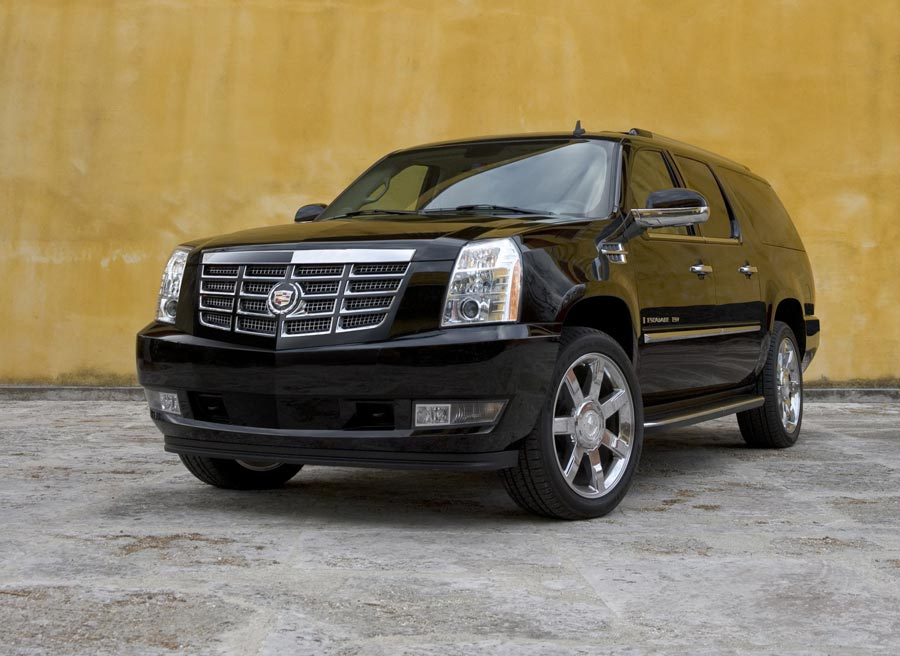 2007 Cadillac Escalade Esv 2007 New Cars Automobile Magazine
