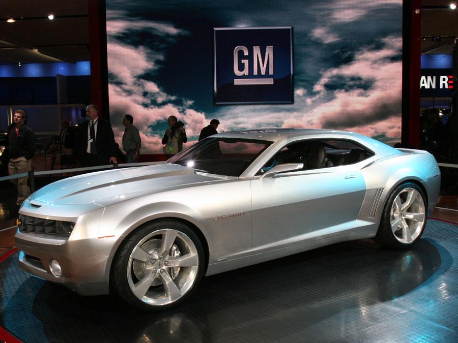 2009 Chevrolet Camaro - 2008 & 2009 Future Cars Sneak ...