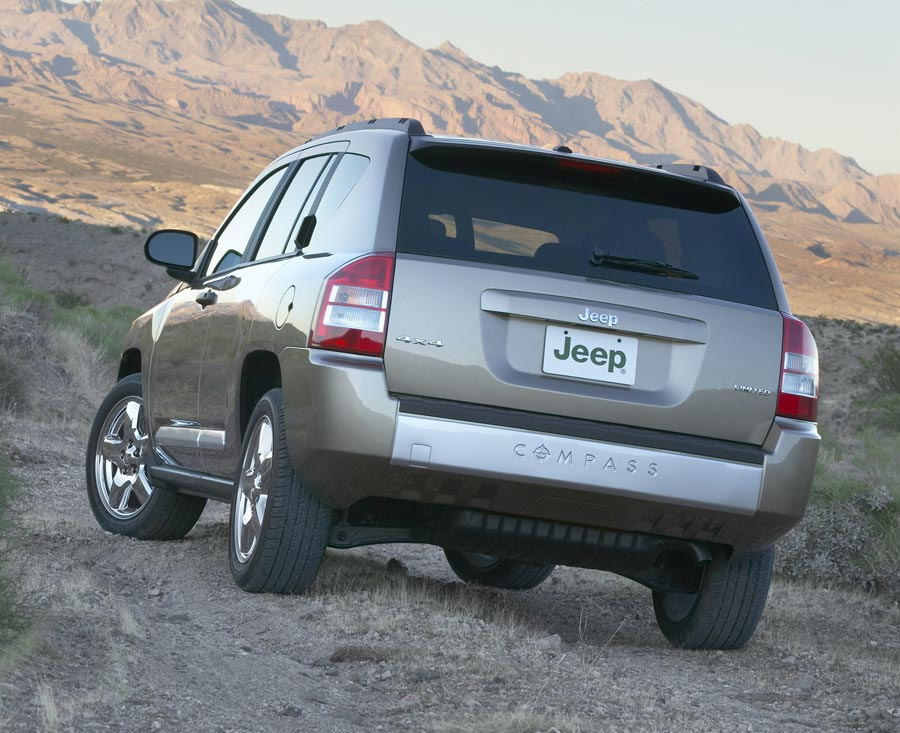 2007 Jeep Compass 2007 New Cars Automobile Magazine