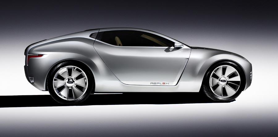 2006 Ford Reflex Concept Automobile Magazine