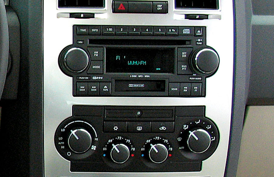 Chrysler C Four Seasons Chrysler C Stereo View