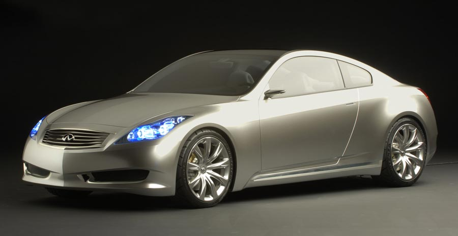 New Infiniti G35 Coupe >> 2008 Infiniti G35 Coupe 2008 2009 Future Cars Sneak Preview