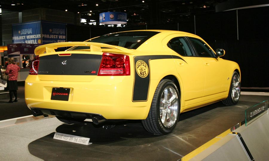 2006 Dodge Charger SRT8 Super Bee - Automobile Magazine
