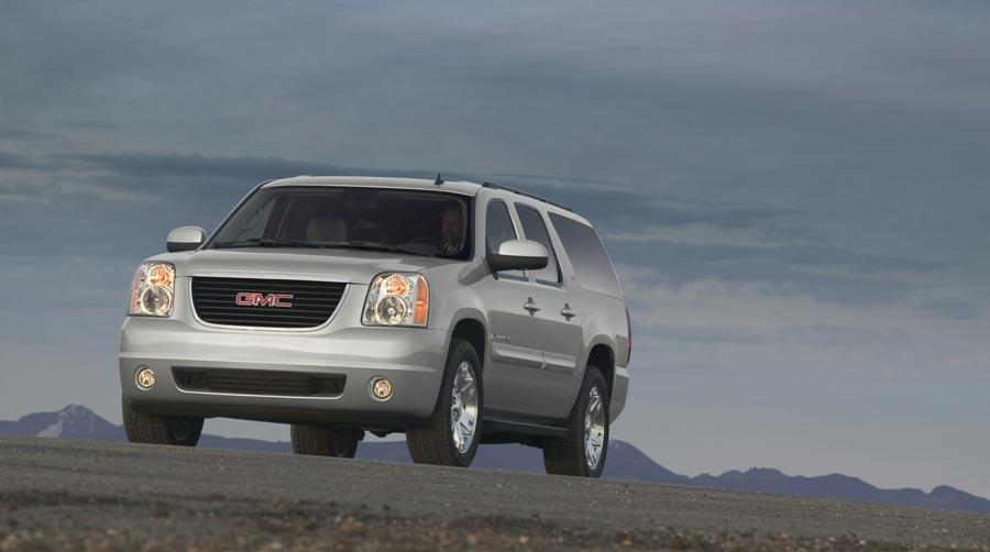 2007 GMC Yukon XL and XL Denali - 2007 New Cars - Automobile Magazine