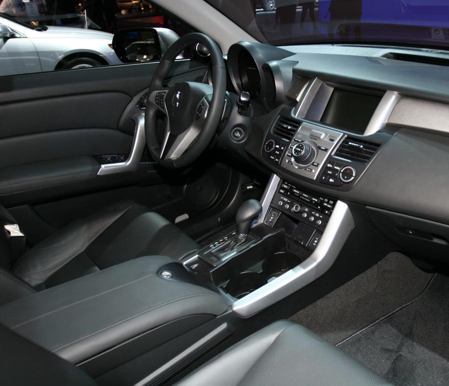 Acura Accessories 2006 Tl Interior Appearance: 2008 & 2009 Future Cars Sneak Preview