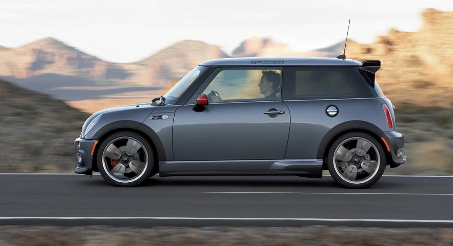 2007 Mini Cooper S John Works GP