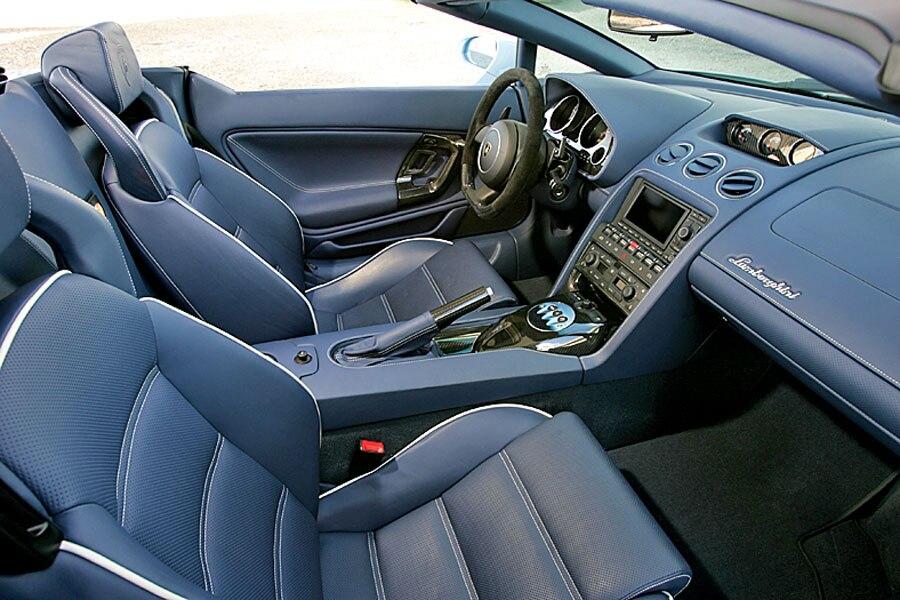 2007 Lamborghini Gallardo Spyder Road Test Review Automobile