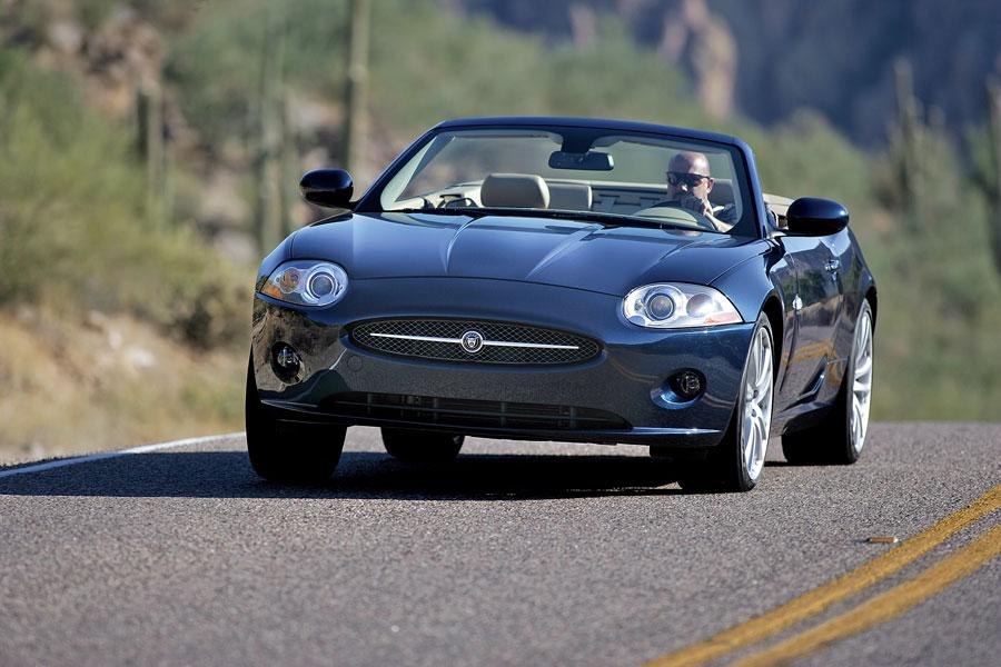 2007 Jaguar XK - Review & Road Test - Automobile Magazine